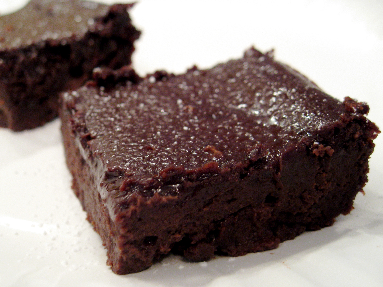 Black Bean and Coffee Brownies | Nutrition Health Net