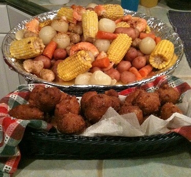 A Mother Batch of Low Country Boil