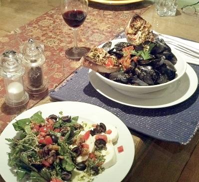 mussels_dinner